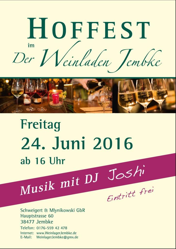Hoffest Jembke
